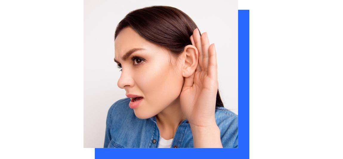 Presbyacoussie, perte d'audition et vieillissement de l'oreille