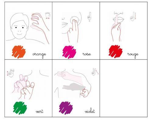 langue des signes française et perte auditive chez l'enfant