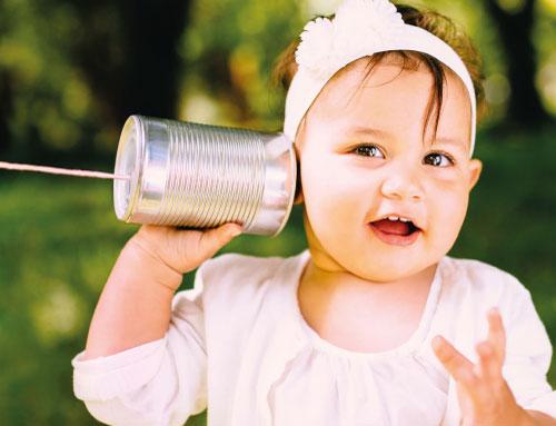 perte auditive et déficience auditive chez l'enfant