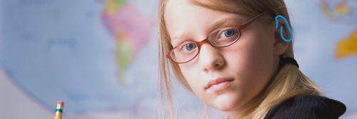 perte auditive et surdité chez l'enfant