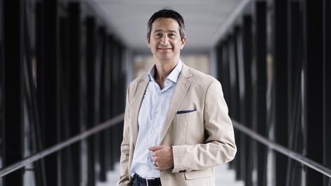 Luca Mastroberardino, porte parole Phonak et association suisse des fournisseurs d'aides auditives