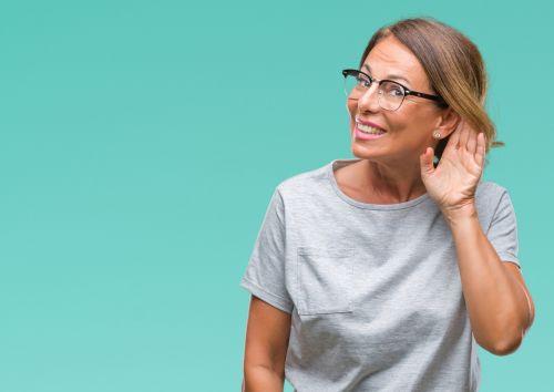 presbyacousie, définition, perte auditive moyenne lié à l'âge, presbyacusis